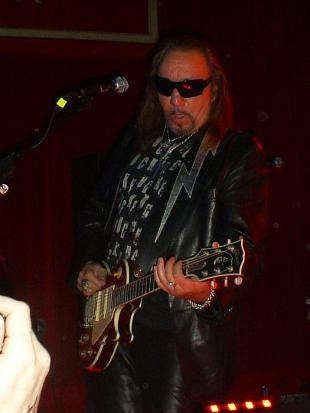 Picture of quotation author Ace Frehley