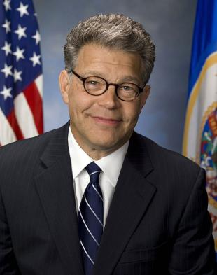Picture of quotation author Al Franken