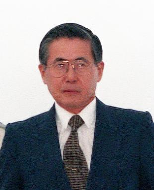 Picture of quotation author Alberto Fujimori