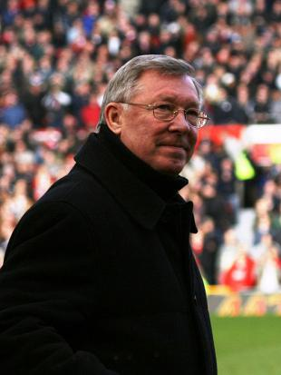 Picture of quotation author Alex Ferguson