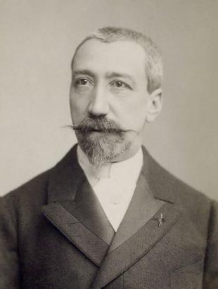 Picture of quotation author Anatole France