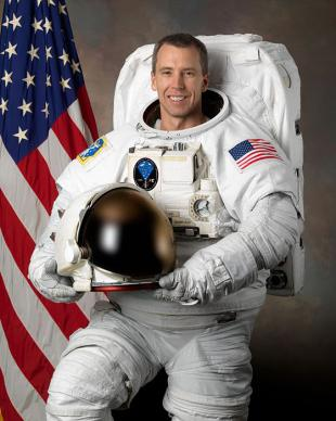 Picture of quotation author Andrew J. Feustel