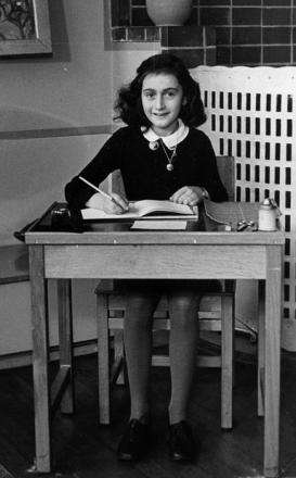 Picture of quotation author Anne Frank