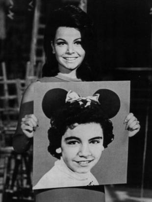 Picture of quotation author Annette Funicello