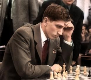 Picture of quotation author Bobby Fischer