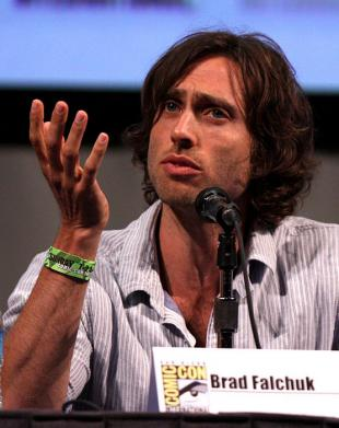 Picture of quotation author Brad Falchuk