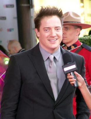 Picture of quotation author Brendan Fraser