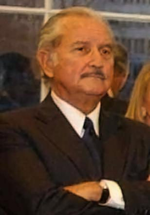 Picture of quotation author Carlos Fuentes