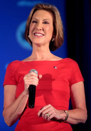 Picture of quotation author Carly Fiorina