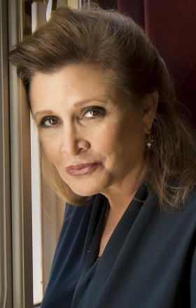 Picture of quotation author Carrie Fisher