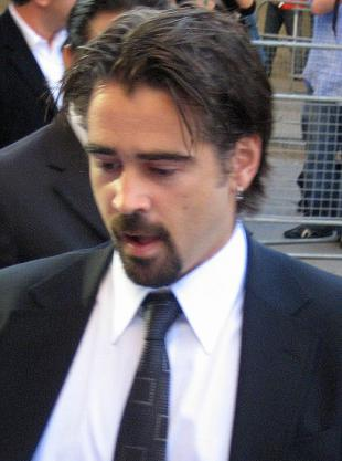 Picture of quotation author Colin Farrell