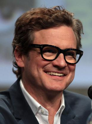 Picture of quotation author Colin Firth