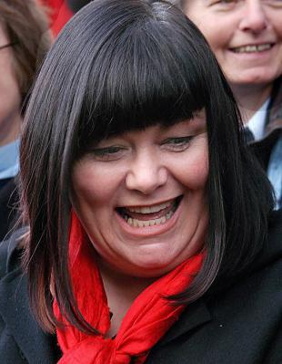 Picture of quotation author Dawn French