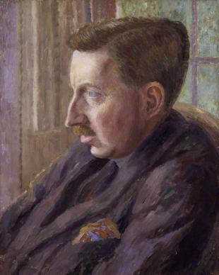 Picture of quotation author E. M. Forster