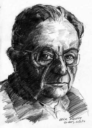 Picture of quotation author Erich Fromm