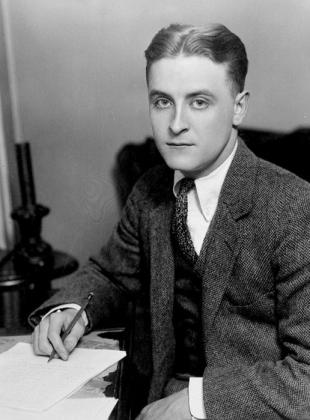 Picture of quotation author F. Scott Fitzgerald