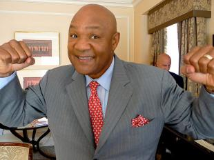 Picture of quotation author George Foreman