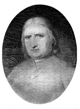 Picture of quotation author George Fox