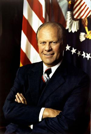 Picture of quotation author Gerald R. Ford