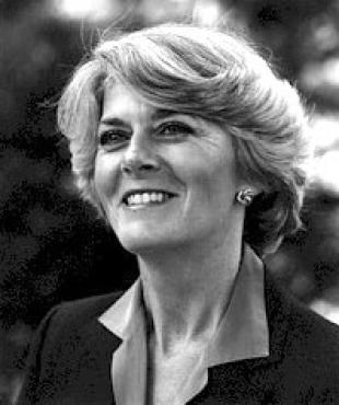 Picture of quotation author Geraldine Ferraro