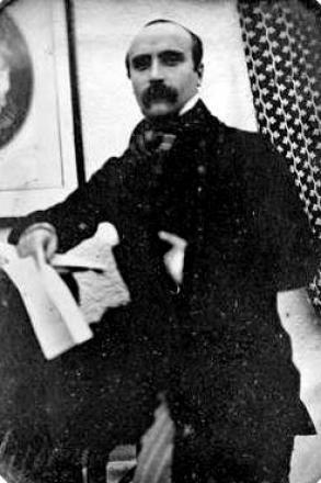 Picture of quotation author Gustave Flaubert