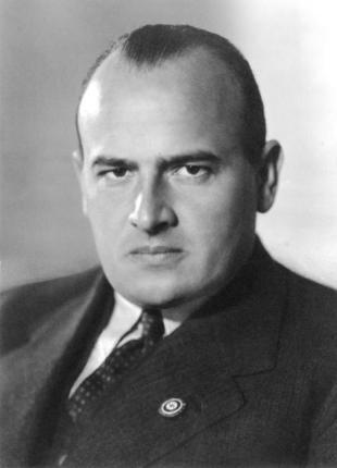 Picture of quotation author Hans Frank