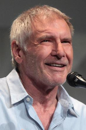 Picture of quotation author Harrison Ford