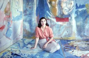 Picture of quotation author Helen Frankenthaler