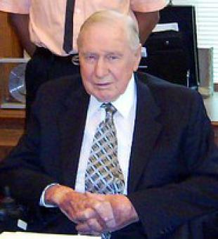 Picture of quotation author James E. Faust