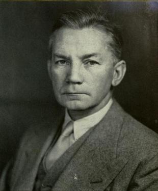 Picture of quotation author James Forrestal