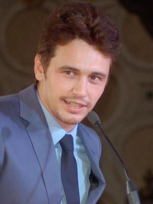 Picture of quotation author James Franco