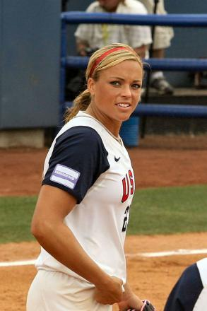 Picture of quotation author Jennie Finch