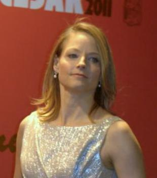 Picture of quotation author Jodie Foster