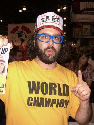 Picture of quotation author Judah Friedlander