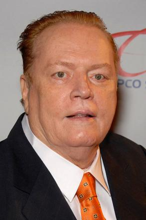 Picture of quotation author Larry Flynt