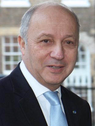 Picture of quotation author Laurent Fabius