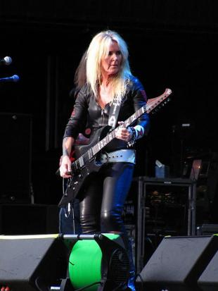 Picture of quotation author Lita Ford