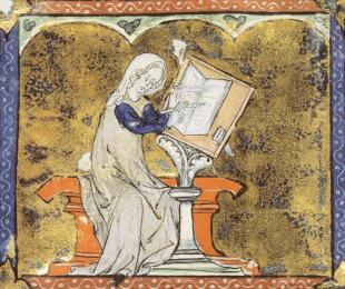 Picture of quotation author Marie de France
