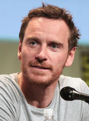 Picture of quotation author Michael Fassbender