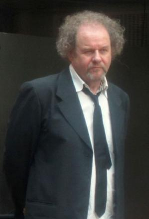 Picture of quotation author Mike Figgis