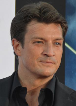 Picture of quotation author Nathan Fillion