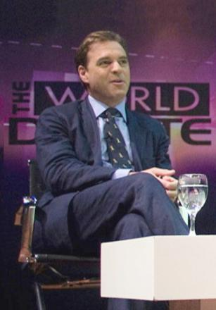 Picture of quotation author Niall Ferguson