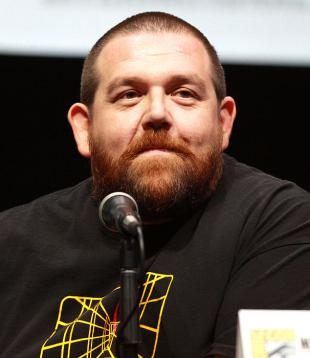 Picture of quotation author Nick Frost