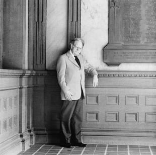 Picture of quotation author Northrop Frye