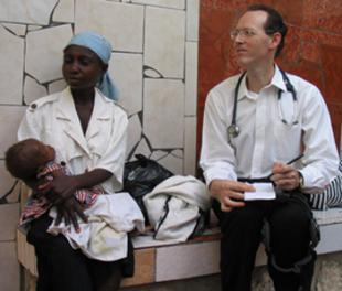 Picture of quotation author Paul Farmer