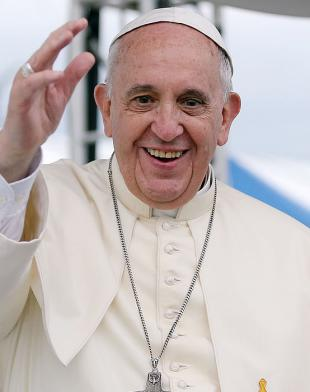 Picture of quotation author Pope Francis