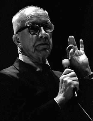 Picture of quotation author R. Buckminster Fuller