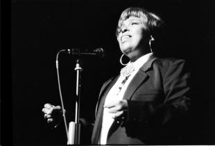 Picture of quotation author Roberta Flack