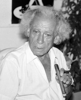 Picture of quotation author Samuel Fuller