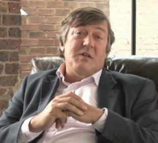 Picture of quotation author Stephen Fry